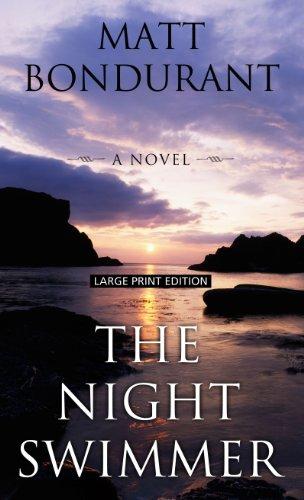 9781410447319: The Night Swimmer (Thorndike Press Large Print Basic Series)