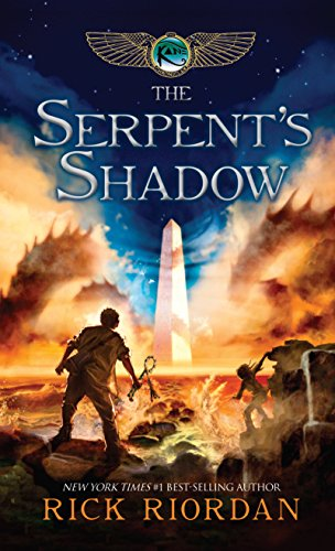 9781410447890: The Serpents Shadow (The Kane Chronicles)