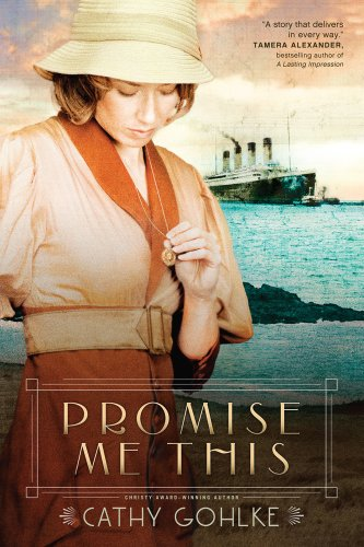 9781410447975: Promise Me This (Thorndike Press Large Print Christian Historical Fiction)