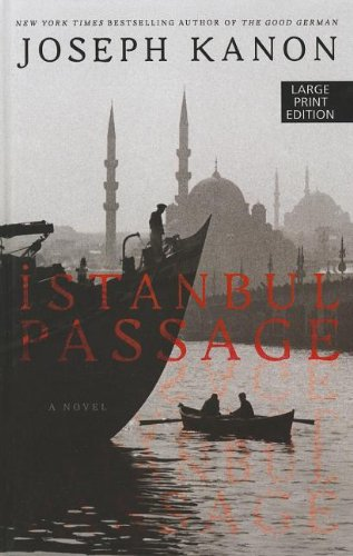 9781410448132: Istanbul Passage (Thorndike Press Large Print Basic)