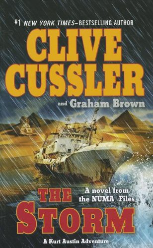 9781410448217: The Storm: A Novel from the Numa Files
