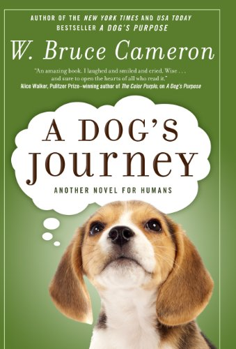 A Dogs Journey (Wheeler Large Print Book Series): Cameron, W. Bruce