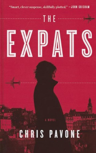9781410448330: The Expats (Thorndike Thrillers)