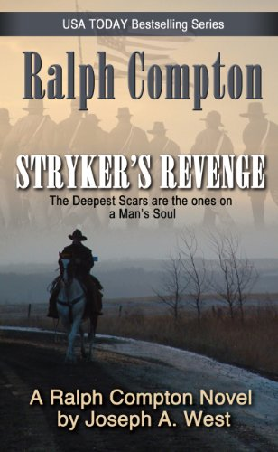 9781410448477: Ralph Compton Stryker's Revenge (Thorndike Western I)
