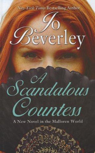 9781410448637: A Scandalous Countess (Thorndike Press Large Pring Basic)