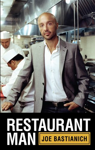 9781410448675: Restaurant Man (Thorndike Press Large Print Biography Series)