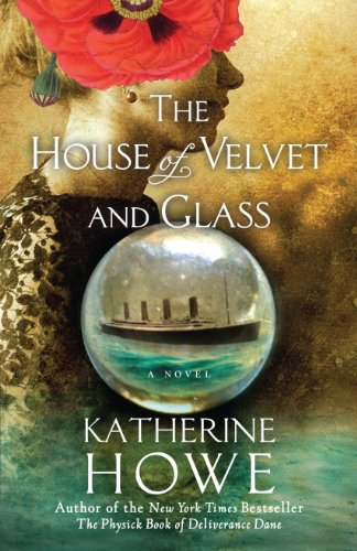 9781410448743: The House of Velvet and Glass (Thorndike Press Large Print Basic Series)
