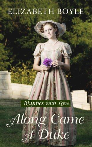 9781410448958: Along Came a Duke: Rhymes With Love (Thorndike Romance)