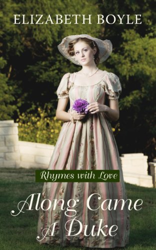 9781410448958: Along Came a Duke: Rhymes With Love (Thorndike Romance)