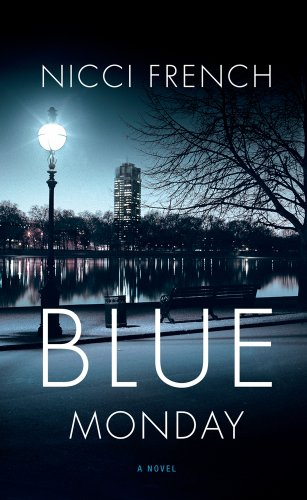 9781410448989: Blue Monday (Thorndike Press Large Print Mystery)