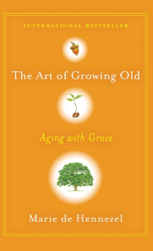 9781410449023: The Art of Growing Old: Aging with Grace (Thorndike Large Print Health, Home and Learning)