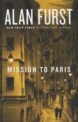 9781410449030: Mission to Paris (Thorndike Press Large Print Core Series)