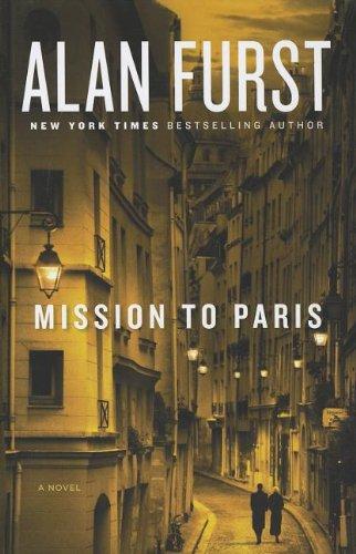 Mission to Paris (Thorndike Core): Furst, Alan
