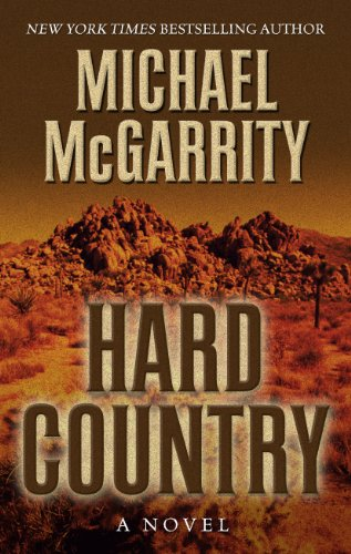 9781410449061: Hard Country: A Novel of the Old West (Thorndike Press Large Print Core Series)