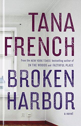 9781410449290: Broken Harbor (Thorndike Press Large Print Mystery Series)