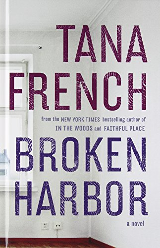 9781410449290: Broken Harbor (Thorndike Press Large Print Mystery Series)