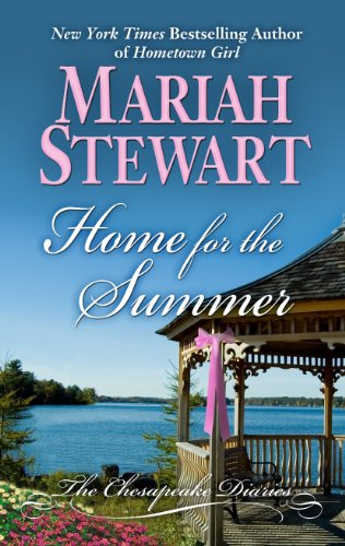 9781410449511: Home For The Summer (The Chesapeake Diaries)
