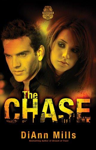 9781410449801: The Chase (Crime Scene: Houston) (Thorndike Press Large Print Christian Mystery: Crime Scene: Houston)