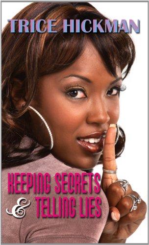 9781410449856: Keeping Secrets & Telling Lies (Thorndike Press Large Print African-American)