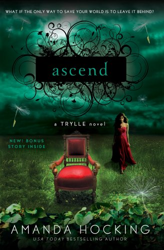 9781410450142: Ascend (Trylle)