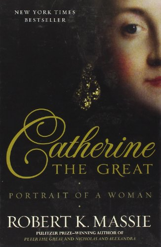 9781410450210: Catherine The Great (Thorndike Press Large Print Basic Series)