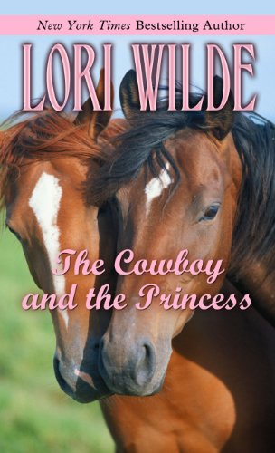 9781410450548: The Cowboy and the Princess (Thorndike Press Large Print Romance Series)