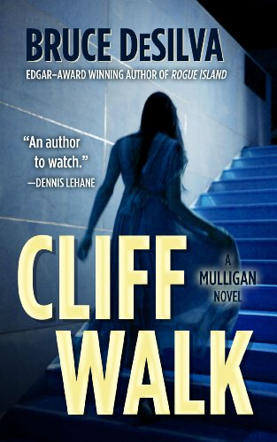 9781410450661: Cliff Walk (Thorndike Large Print Crime Scene)