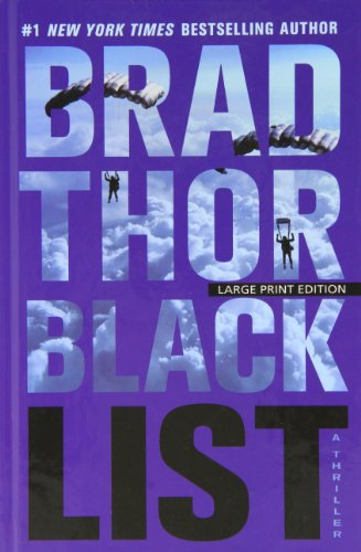 9781410450760: Black List (Thorndike Press Large Print Core)