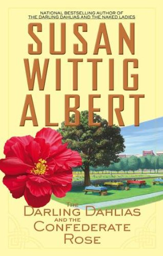 9781410450906: The Darling Dahlias and the Confederate Rose (Thorndike Press Large Print Mystery Series)