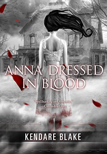 9781410451002: Anna Dressed in Blood