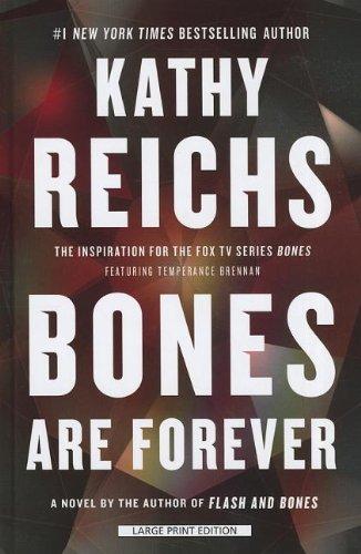 9781410451187: Bones Are Forever (Wheeler Publishing Large Print Hardcover)