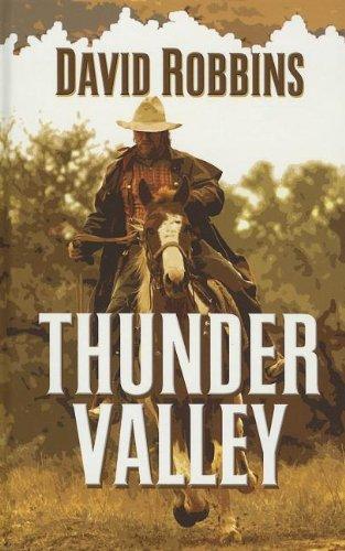 9781410451415: Thunder Valley (Thorndike Press Large Print Western)