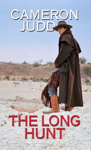 9781410451576: The Long Hunt (Thorndike Press Large Print Western)