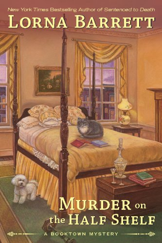 9781410451668: Murder on the Half Shelf (Booktown Mysteries)