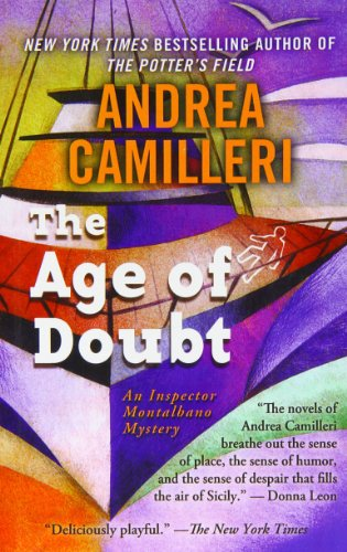 9781410451729: The Age of Doubt (Inspector Montalbano Mysteries)