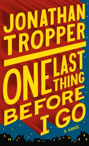 9781410451835: One Last Thing Before I Go (Thorndike Press Large Print Core Series)