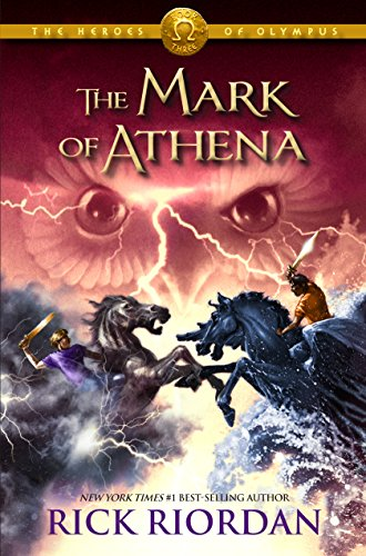9781410452054: The Mark of Athena (Heroes of Olympus, Bk 3) (The Heroes of Olympus)