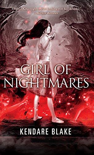 9781410452061: Girl Of Nightmares (Thorndike Literacy Bridge)