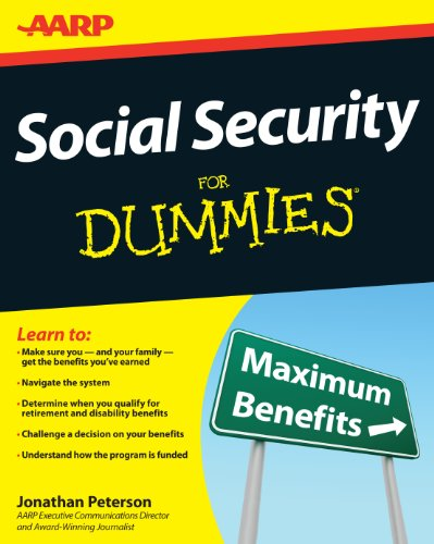 9781410452214: Social Security for Dummies