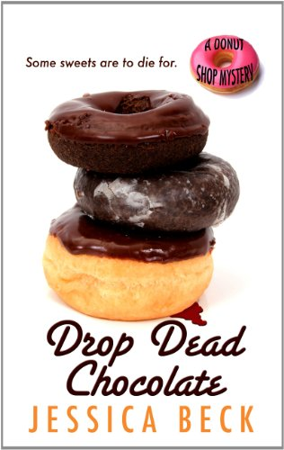 9781410452658: Drop Dead Chocolate (A Donut Shop Mystery)