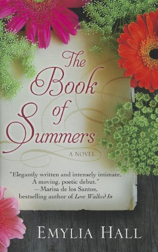 The Book of Summers (Thorndike Press Large Print Core Series): Hall, Emylia