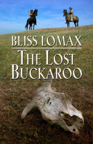 9781410452917: The Lost Buckaroo (Wheeler Large Print Western)