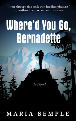 9781410453068: Where'd You Go, Bernadette (Thorndike Press Large Print Basic)