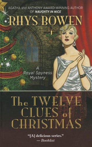 9781410453136: The Twelve Clues of Christmas (Royal Spyness Mysteries)