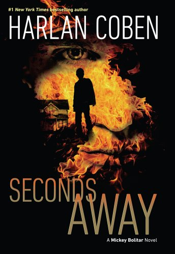 9781410453488: Seconds Away: A Mickey Bolitar Novel