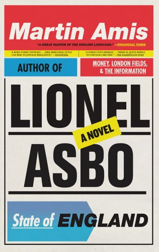 Lionel Asbo: State of England (Thorndike Press: Martin Amis