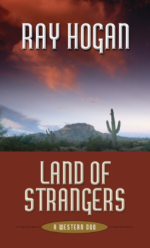 9781410453792: Land of Strangers: A Western Duo (Thorndike Press Large Print Western)