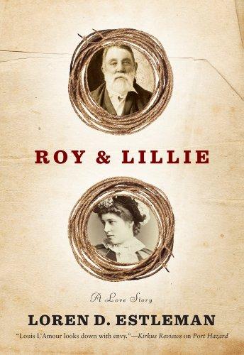 9781410453822: Roy & Lillie: A Love Story (Thorndike Western I)