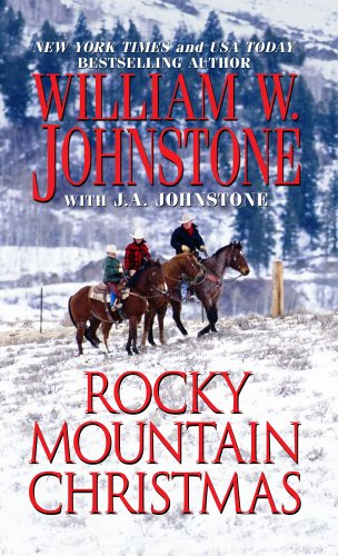 A Rocky Mountain Christmas (Thorndike Press Large Print Western) (1410453847) by William W. Johnstone; J.A. Johnstone