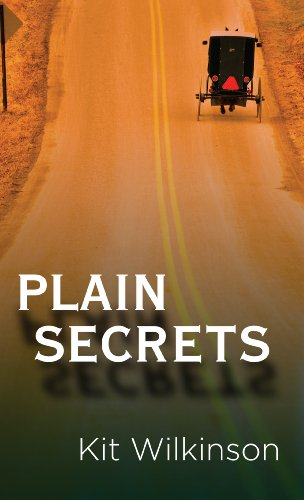 9781410453891: Plain Secrets (Thorndike Press Large Print Christian Mystery)